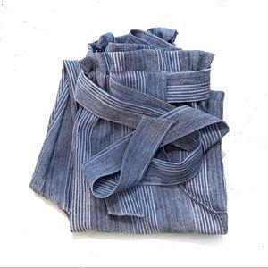 Nasty Gal Paperbag Tapered Pants 6